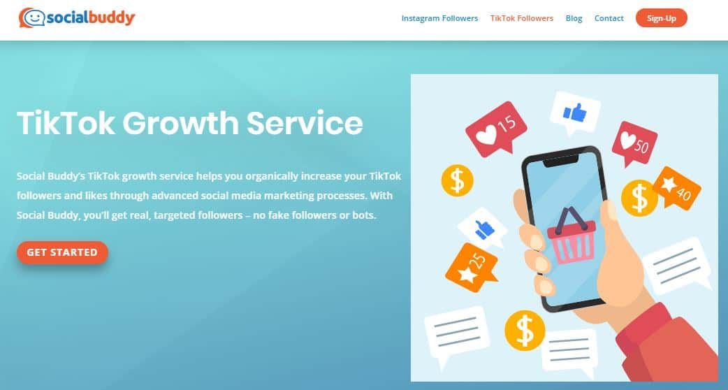 Social Buddy's Growth Services