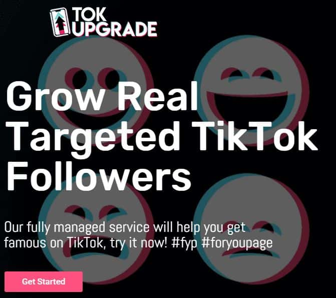 TokUpgrade Growth Services Gets Real TikTok Followers