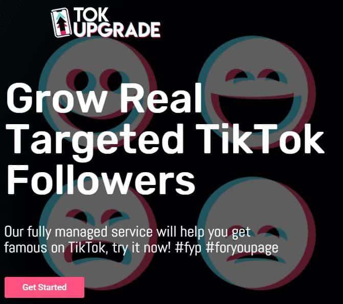 TokUpgrade - Get Real TikTok Followers
